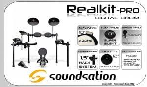 0000159 soundsation realkit pro elektromos dobfelszereles