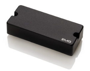 0001805 emg 35p4 extended szeria 4 huros basszusgitar pickup fekete