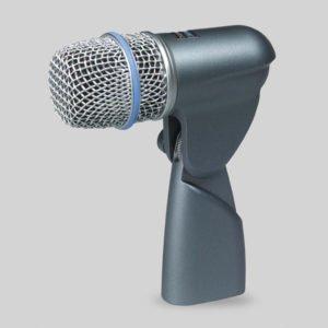 Voice-Kraft BETA56A Dobmikrofon (pergő