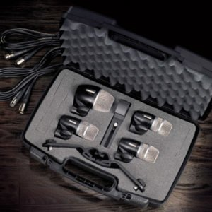 Voice-Kraft PGDMK4-XLR Dobmikrofon szett