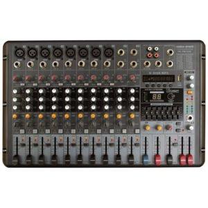 Voice-Kraft VK-PM1208 Powermixer