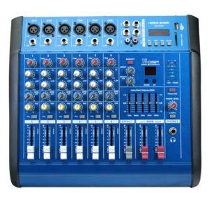 Voice-Kraft VMX602D Powermixer 2x200W/4Ohm