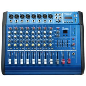 Voice-Kraft VMX802D Powermixer 2x200W/4Ohm