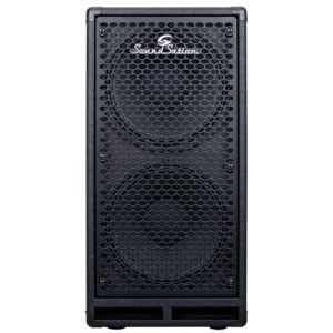 "Soundsation BC210-C 2x10"" bass cabinet equipped with Celestion TRUEVOX 1018."