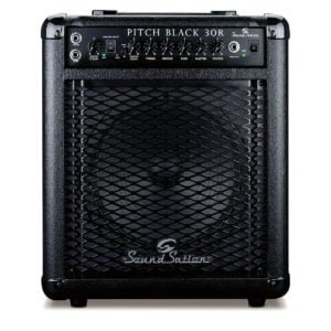 Soundsation PITCH BLACK-30R 30W electric guitar combo with reverb
