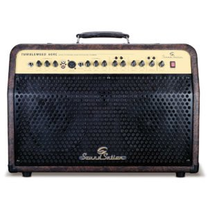 Soundsation TUMBLEWEED-60DC 60W acoustic guitar combo with reverb and chorus