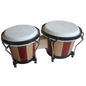 Soundsation SB-NW10-WS Kezdõ bongók (16cm + 19 cm)