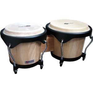 Soundsation SB01-NT Siam tölgy bongók (15cm + 18cm)