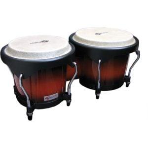 Soundsation SB01-SB Siam tölgy bongók (15cm + 18cm)