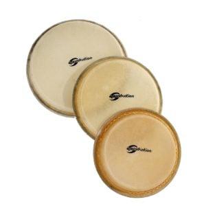 """Soundsation SBH027 7.125"""" természetes bongó bõr"""