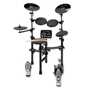 Soundsation REALKIT-HOME Electronic drum kit with foldable rack and advanced sound module