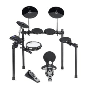 Soundsation REALKIT-TOUCH Electronic drum kit with snare mesh head and advanced sound module