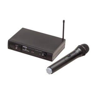 Soundsation WF-U11HB UHF Plug & Play vezeték nélküli kézi mikrofonos rendszer (Freq. 863.55 MHz)