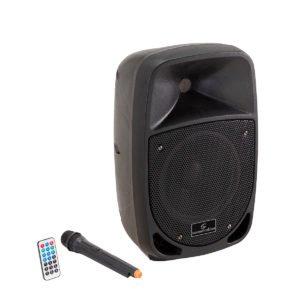 Soundsation GO-SOUND 8AMW Hordozható 2-utas aktív hangfal