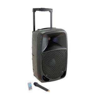 Soundsation GO-SOUND 10AMW Hordozható 2-utas aktív hangfal