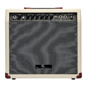 Soundsation CREAM-30R 30W electric guitar vintage combo with reverb