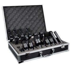 Soundsation DSKIT-7 Acoustic Drumset Microphone Kit