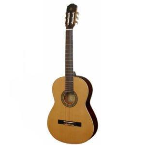 Toledo J-NATALIA Klasszikus gitár tömör cédrus fedlappal