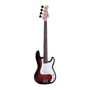 Soundsation SPB600-RDS Elektromos basszus gitár precision pickuppal
