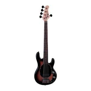 Soundsation SMM105-TSB 5 húros elektromos basszus gitár híd humbuckerrel