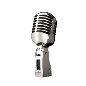 Soundsation #Icon 50's Vintage stílusú dinamikus mikrofon