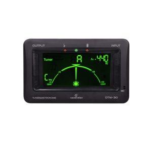 Soundsation DTM-30 Kromatikus hangoló metronóm funkcióval és fülhallgatóval