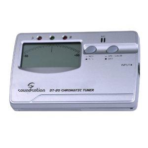 Soundsation DT-20 Kompakt kromatikus hangoló