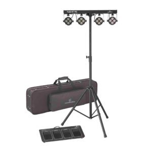Soundsation 4LEDKIT-PRO Compact 4 LED panel set