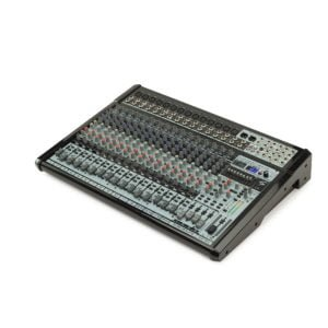 Soundsation VIVO-20UFX MKII 20 channels High quality Professional mixer with Ambient Pro® FX processor and USB I/O soundcard