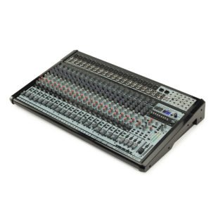 Soundsation VIVO-24UFX MKII 24 channels High quality Professional mixer with Ambient Pro® FX processor and USB I/O soundcard