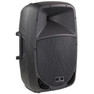 """Soundsation GO-SOUND 15AM 880 Watt 15"""" aktív hangfal MP3/ Bluetooth™ lejátszóval"""