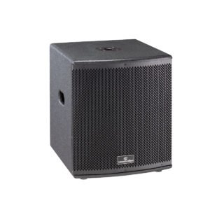 """Soundsation HYPER BASS 12A 900 Watt 12"""" bass reflex aktív mélynyomó"""