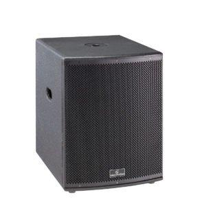 """Soundsation HYPER BASS 15A 1200 Watt 15"""" bass reflex aktív mélynyomó"""