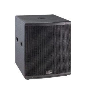 """Soundsation HYPER BASS 18A 1200 Watt 18"""" bass reflex aktív mélynyomó"""