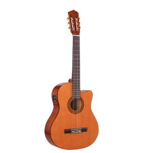 Toledo PRIMERA PLUS CE 44-NT v2 Toledo PRIMERA PLUS 4/4-es cutaway elektroklasszikus gitár