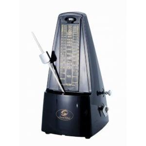 Soundsation MM-10P-B Mechanikus metronóm csengõvel