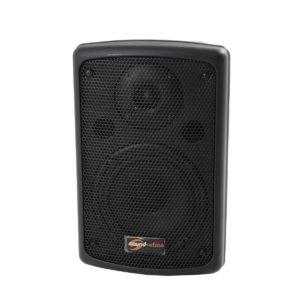 """Soundsation SPWM-06A 60W kétutas aktív hangfal 6.5"""" mélyhangszóróval és falitartóval"""