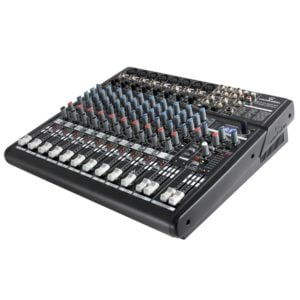 Soundsation NEOMIX-802UFX 10 channels High quality compact mixer with noiseless preamp