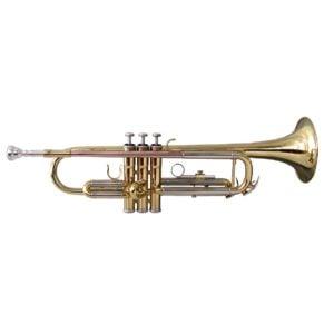Soundsation STPGD-10 Bb trombita aranyozott lakk felülettel