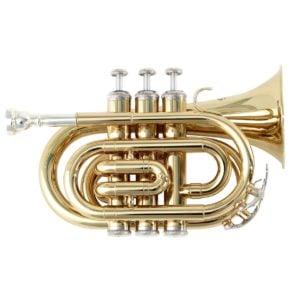 Soundsation STPGD-10P Pocket trumpet in Bb