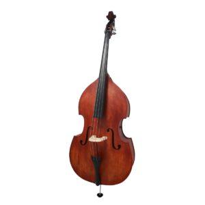 Soundsation P806-34 Virtuoso Pro tömör lucfenyõ fedlapos kézmûves 3/4-es nagybõgõ