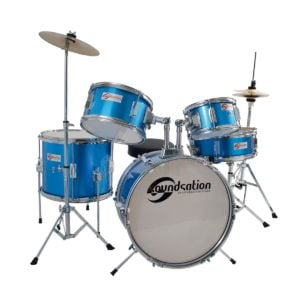 Soundsation JDK516-EB Junior Kit 5 pcs Drum set