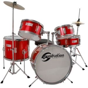 Soundsation JDK516-MR Junior Kit 5 pcs Drum set