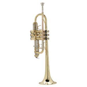 Soundsation STPGD-10C C trombita aranyozott lakk felülettel