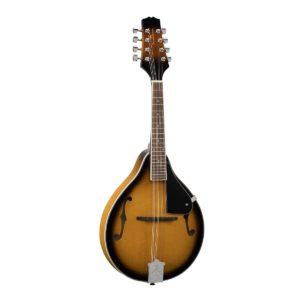 Soundsation BMA-50 VS Bluegrass mandolin plywood lucfenyõ fedlappal