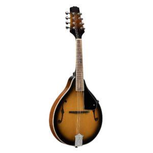 Soundsation BMA-60 VS Bluegrass mandolin plywood lucfenyõ fedlappal