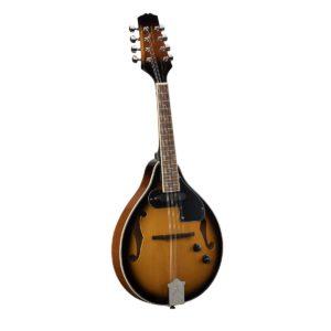 Soundsation BMA-60E VS Bluegrass mandolin plywood lucfenyõ fedlappal