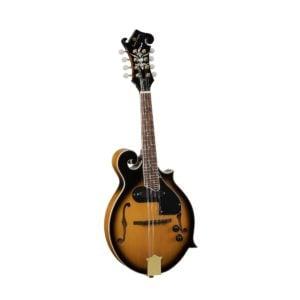 Soundsation BMA-100ES Bluegrass mandolin plywood lucfenyõ fedlappal