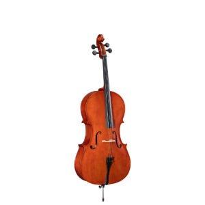 Soundsation PCE-14 1/4 Virtuoso Primo cselló kiegészítõkkel