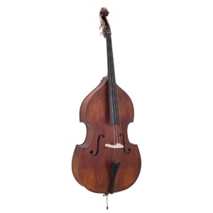 Soundsation P810-34 Virtuoso Pro solid spruce top hand made 3/4 doublebass with maple back & sides